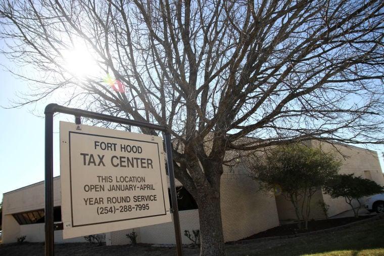 Fort Hood Tax Center