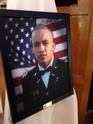 1st Lt. Jason Togi