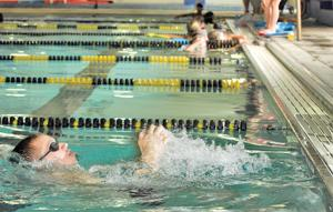 West Point frosh from Temple to swim in Olympics