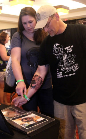Ink Masters Tattoo Show
