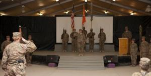 57th Signal Battalion takes on Afghanistan mission