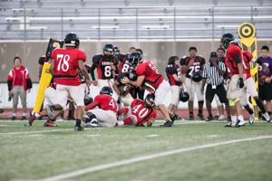 Harker Heights spring football