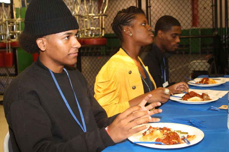 Boys and Girls Club Chopped Competition