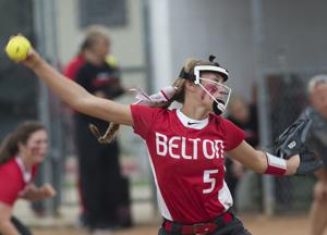 NO-HIT WONDER: All-Area softball MVP Sidney Holman's pitching feats for Belton were staggering