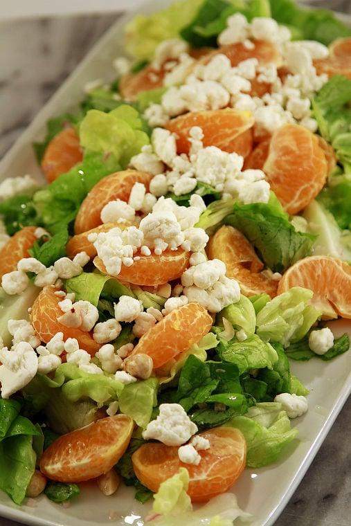 Citrus salads