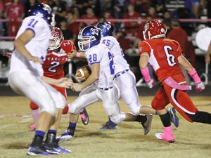 3A-2A Blitz Rewind: 25-3A lead on the line Friday when Badgers host Panthers