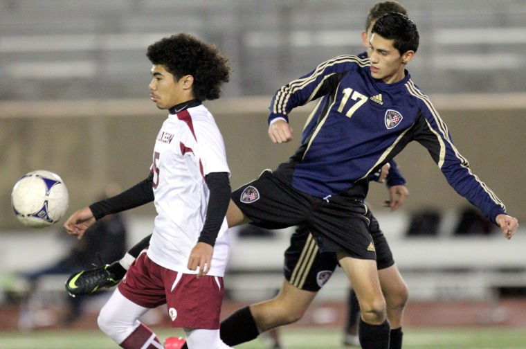 Killeen vs Stony Point Boys Soccer