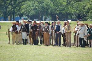 Battle of San Jacinto re-enactment