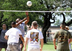 Fort Hood holds Adaptive Reconstruction event