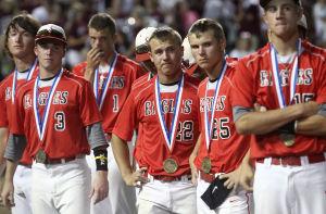 Salado Baseball State Championship