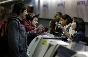 Thousands of flights canceled as storm descends on the East