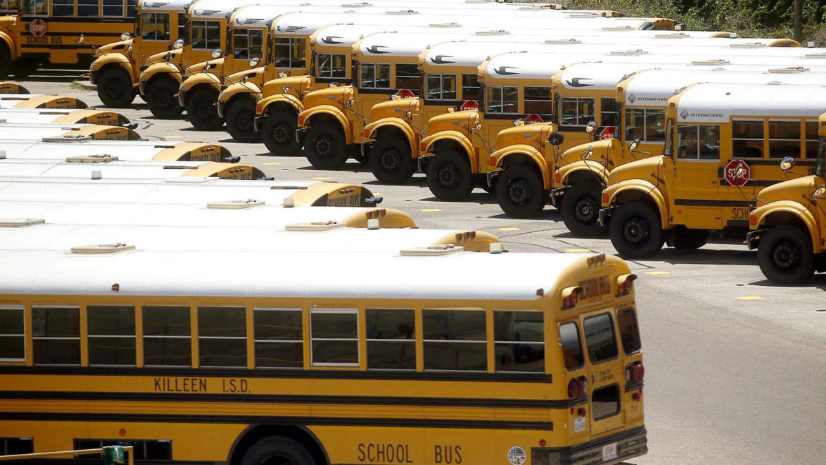 Senate approves bill to require seat belts on school buses