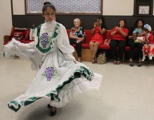 MECA Ballet Folkloric de Colores Cinco de Mayo