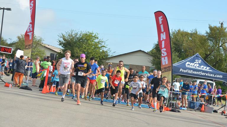 First back-to-school KISD 5k a big draw