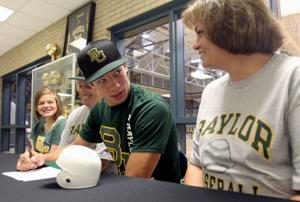 Gatesville Signing Ceremony