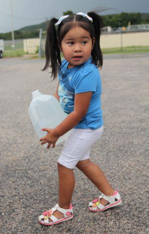 Copperas Cove Water Donations