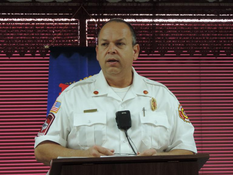 Fire marshal, code compliance officer are guest speakers at Noon Exchange Club