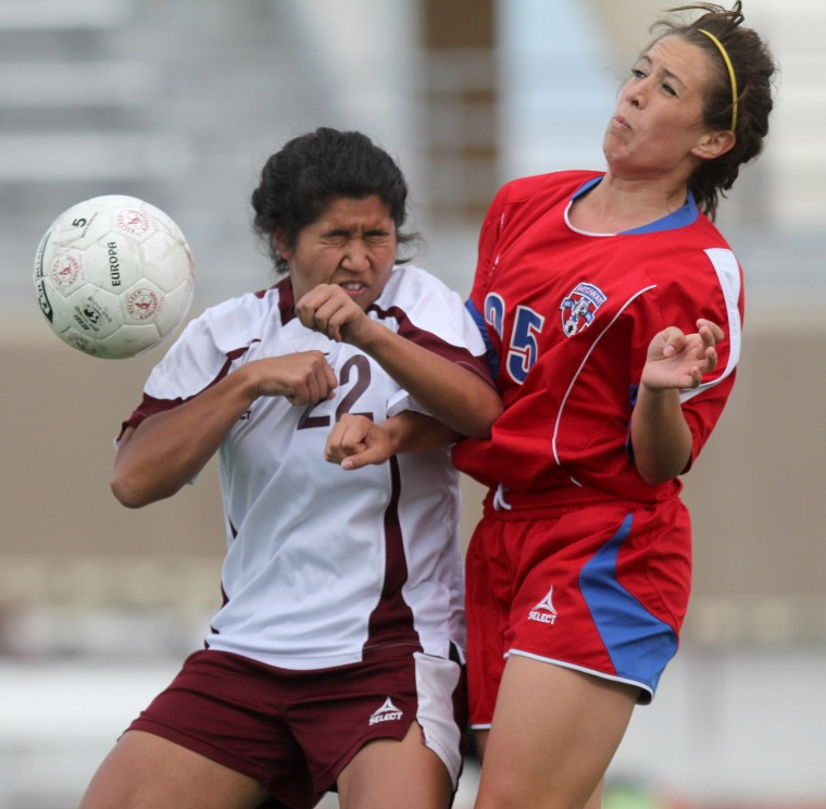 Year in Photos - Killeen vs Waco Midway Soccer