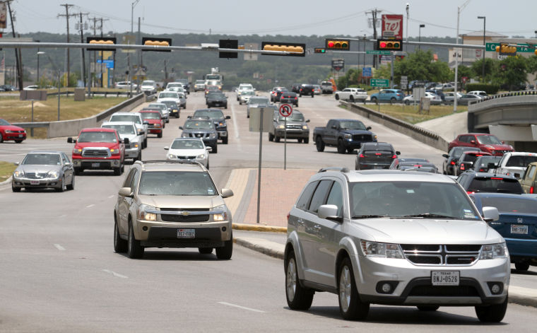 Highway 2410 widening
