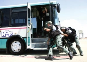 Killeen Police Department Tactical Response Unit ready to respond in times of crisis