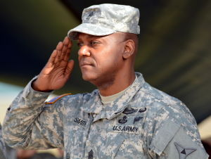 Fort Hood's new top NCO ready for challenge