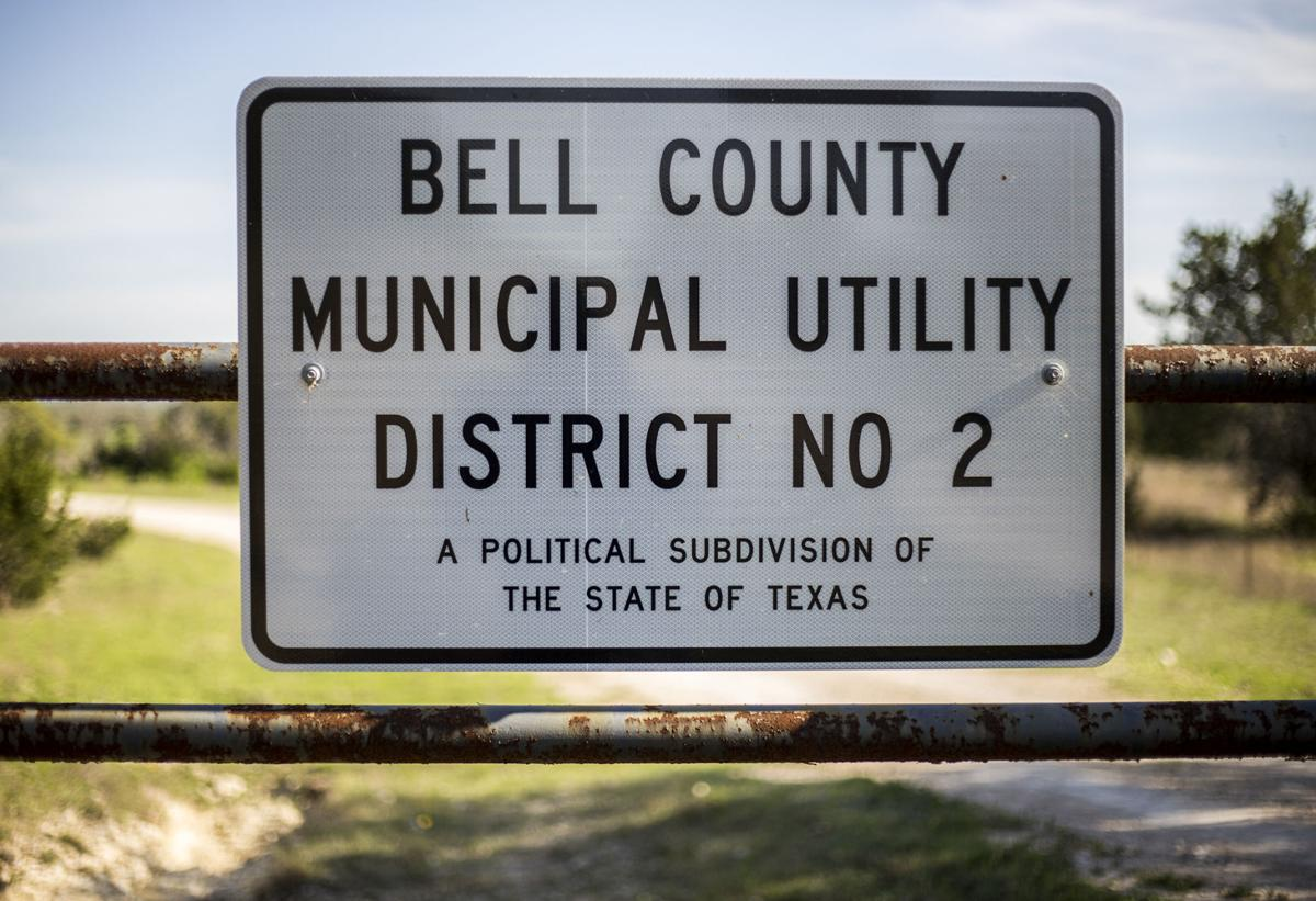 Bell County Municipal Utility District