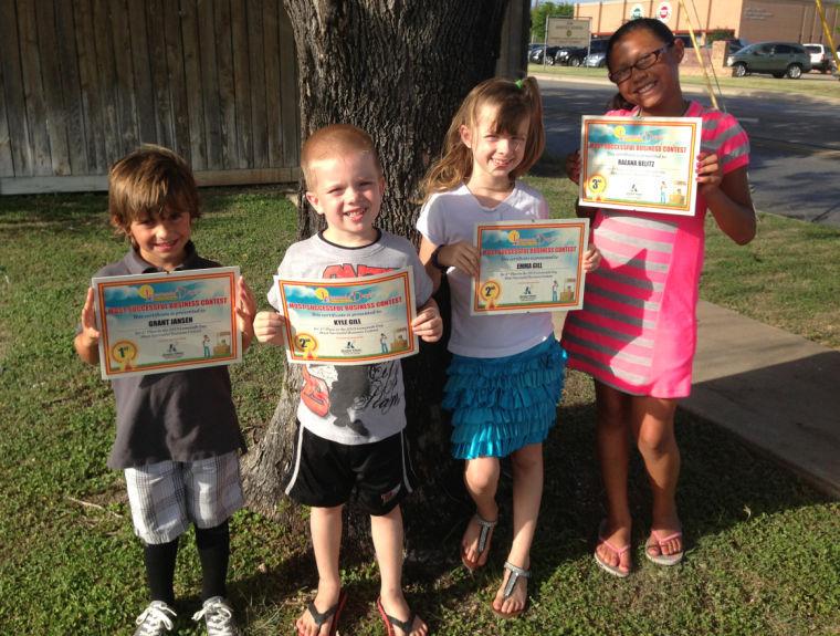 Lemonade Day winners