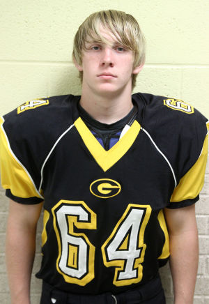 Gatesville Football - Justin Mosley