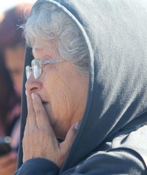 Baby Jane Doe funeral