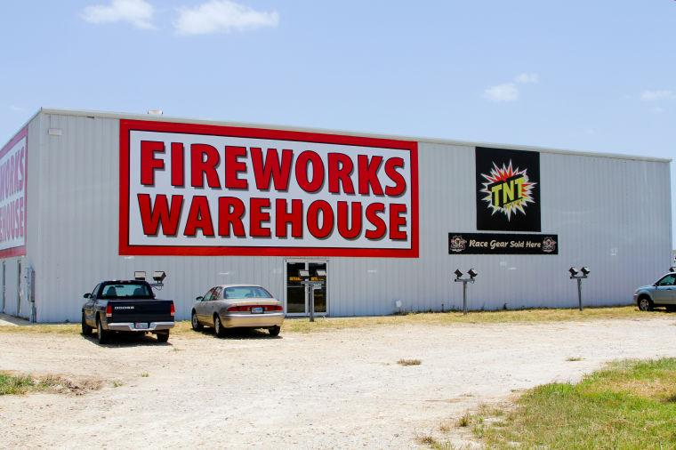 Fireworks Warehouse