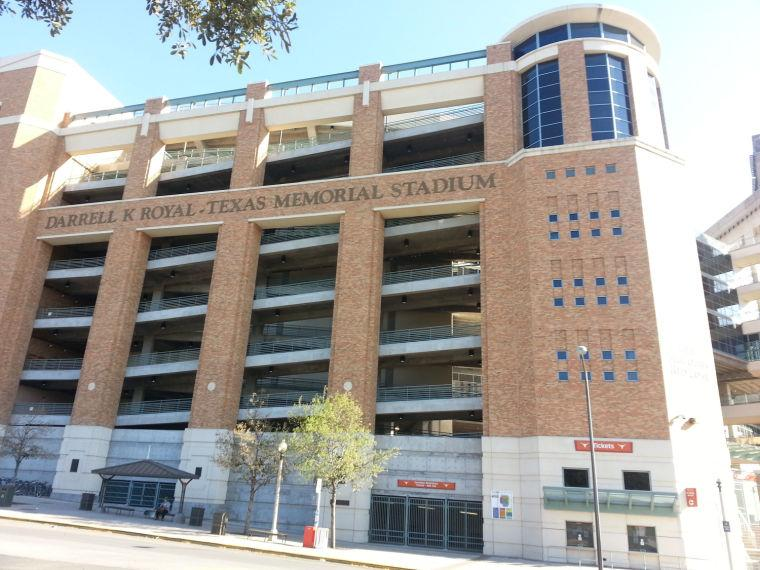 Darrell K. Royal Texas Memorial Stadium