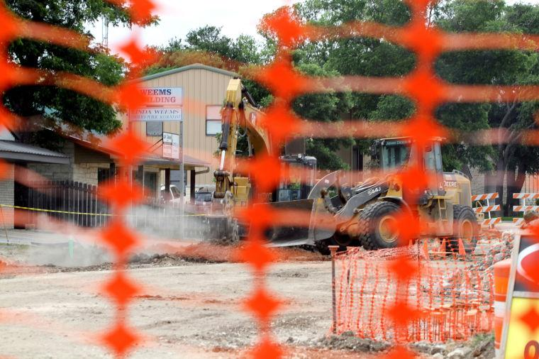Fourth Street project moving along