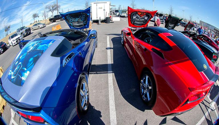 Exchange brings classic, modern cars to Fort Hood