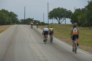 Despite threat of bad weather, many turn out for annual triathlon