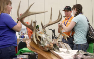 Weekender: Taxidermy Convention