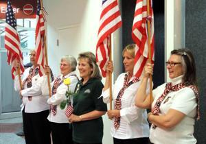 VFW Ladies President
