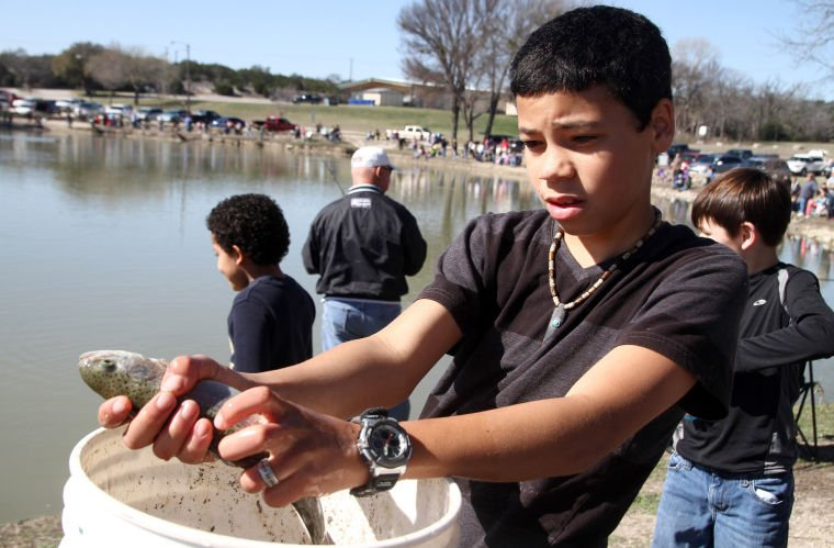 Copperas Cove Fishing in the Park