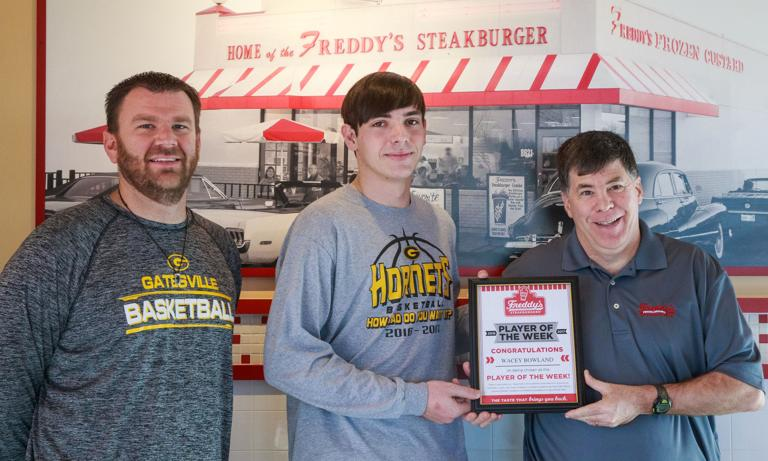 PLAYER OF THE WEEK: Gatesville post dunks the competition for weekly accolade