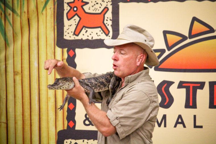 Safari Greg
