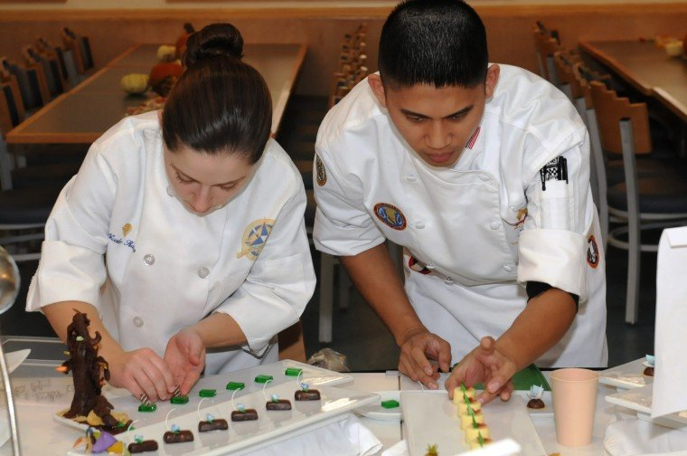 III Corps, Fort Hood Culinary Arts Team hosts Thanksgiving show