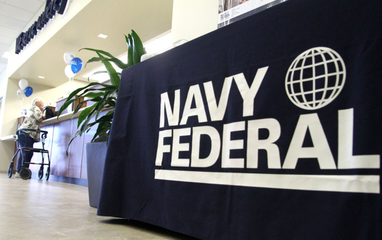 Navy Federal Opens in Cove
