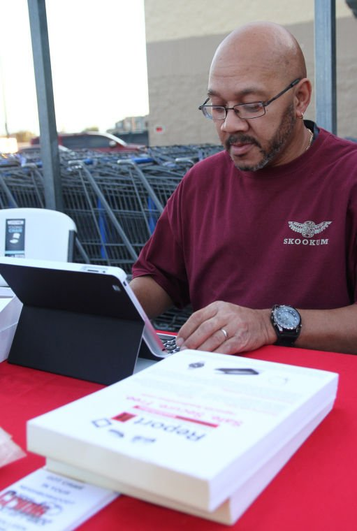 Killeen police educate public about serial number database