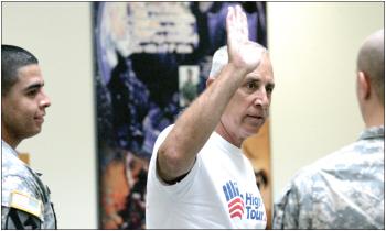 High fives across America