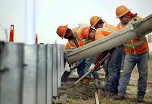 Final touches: U.S. 190 widening project closer to being done