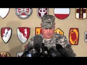 Fort Hood Shooting Press Conference