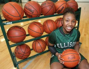 Francesca Patrick Ellison Basketball