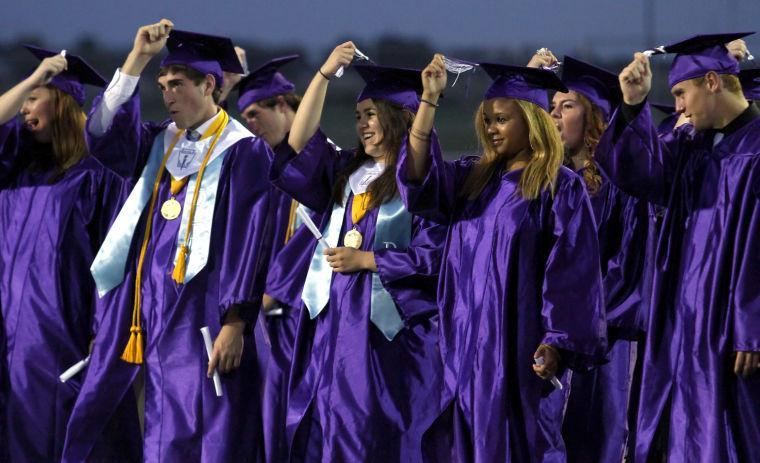 Florence High School Graduation 2013