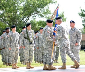 Aviation battalion gets new commander