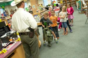 Career Day at Meadows Elementary