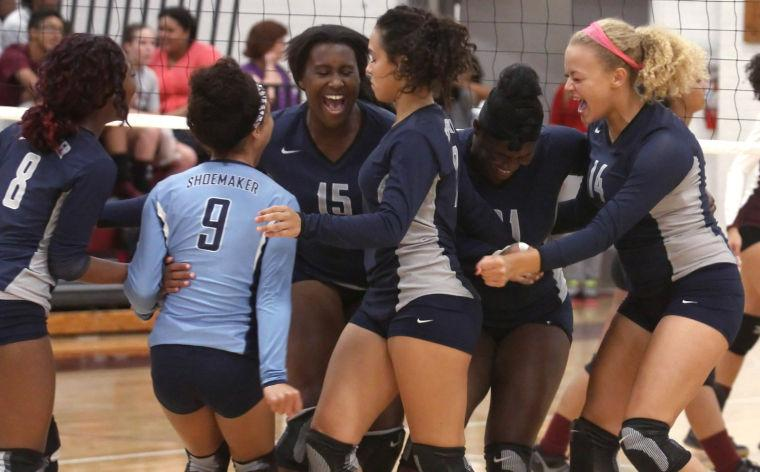 Volleyball: Killeen v. Shoemaker